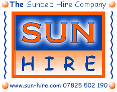 Sun Hire, Sun bed rental and hire in Berkshire, UK